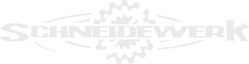 Schneidewerk Logo Weiss Retina